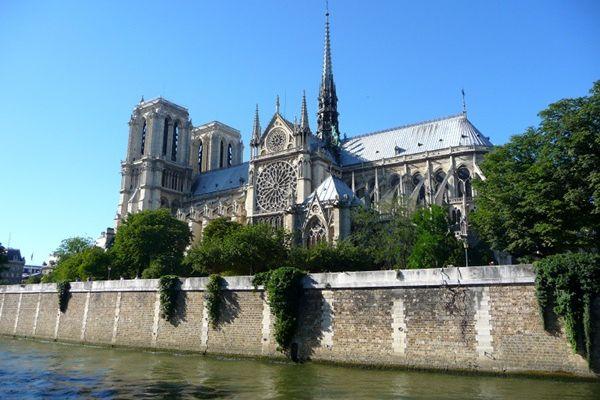 Notre-Dame de Paris - Juillet 2010