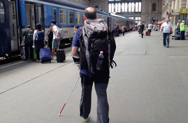 Le matin du départ à France inter...
