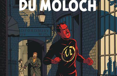 Blake et Mortimer T27, Le Cri du Moloch