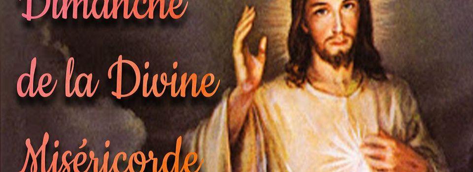 Prière universelle - 2e dimanche de Pâques  - Dimanche de la Divine Miséricorde - 11 avril 2021