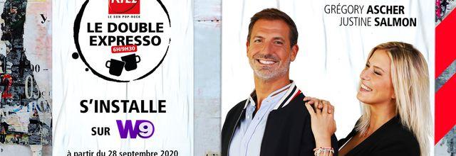 « Le double expresso » de RTL2 s'installe dès le 28 septembre sur W9