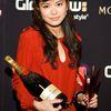 Katie Leung gagne un awards