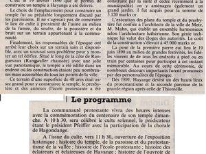 Républicain Lorrain du 23 décembre 1989, du 15 décembre 1990 et du 15 juin 1990