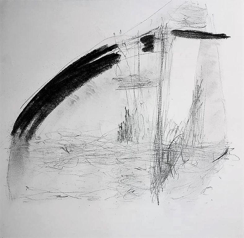 Portrait de profil   Le visage du violoncelle  Une guitarre à la mer  La contrebasse en croix  la guitarre noire  Le violoncelle et sa douleur