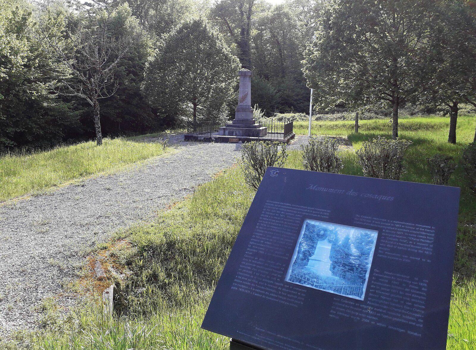 Monument des cosaques