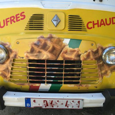 Gaufres de Belgique