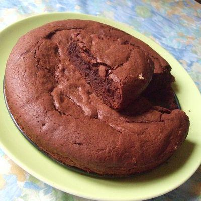 Gâteau chocolat/cannelle