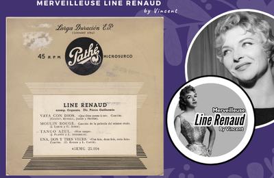 45 TOURS: 1954 Pathé - 45EMG 25.004 (Espagne)