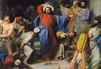 3° dimanche de Carême B (Jean 2, 13-25) (DiMail 63)