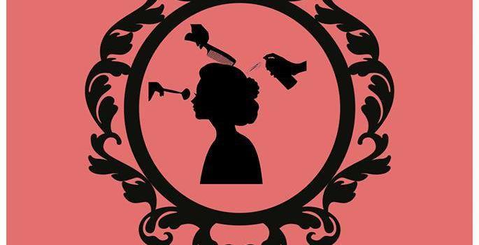 Découvrez l'affiche de notre nouveau spectacle  Coiffure pour dames.
