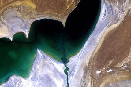 Saint-Valentin : voyage au cœur de la Terre avec les satellites