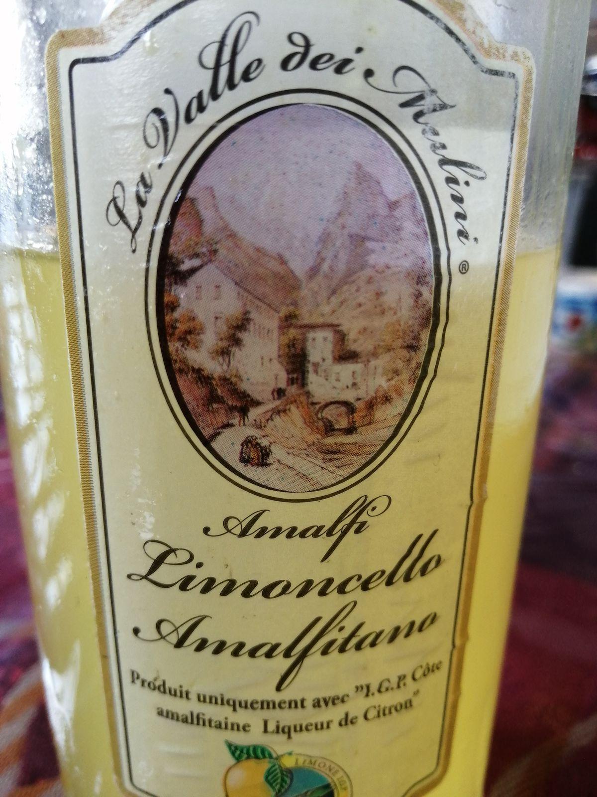 Le limoncello, ça vous dit quelque chose ?