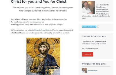 C4All or Christ For All