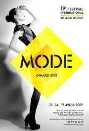 Festival International des Jeunes Créateurs de Mode 2012