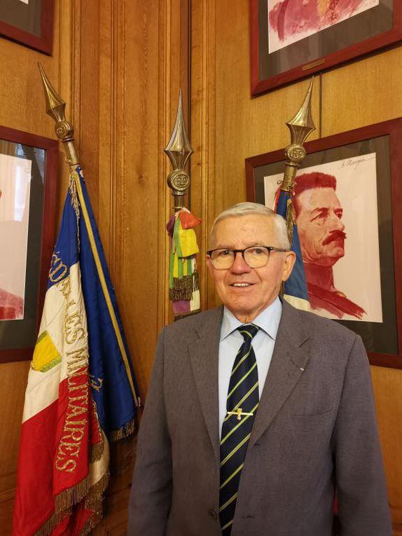 Notre nouveau Président Général M. José Louis REAL.