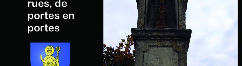 CRUIS au fil des RUES au travers des PORTES - Au pied de la MONTAGNE de LURE