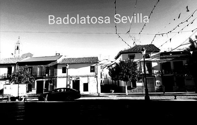 Un poco de nuestra historia Badolatosa Sevilla