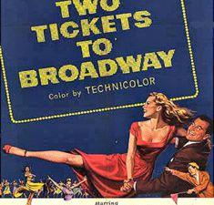 Les Coulisses de Broadway avec Tony Martin