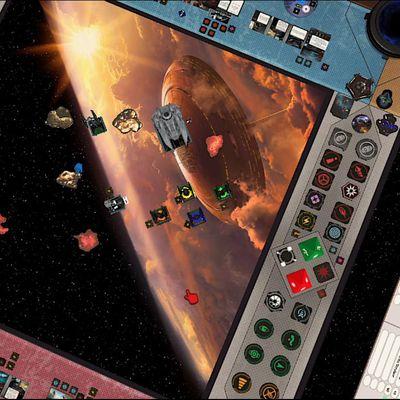 Tournoi du Reconfinement, ronde 6 : Nébal (Premier Ordre) vs NO666 (Empire Galactique) + bilan du tournoi