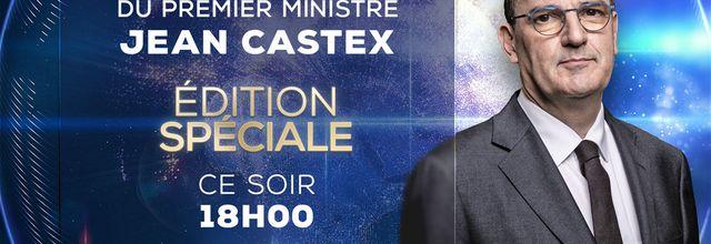 Conférence de Presse de Jean Castex : Edition spéciale dès 18h sur TF1