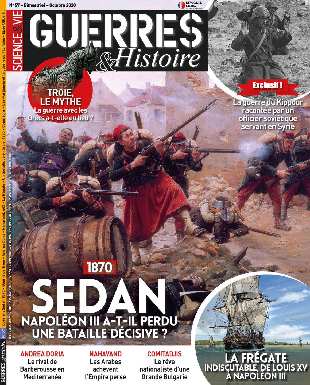 A la une de Guerres & Histoire n°57