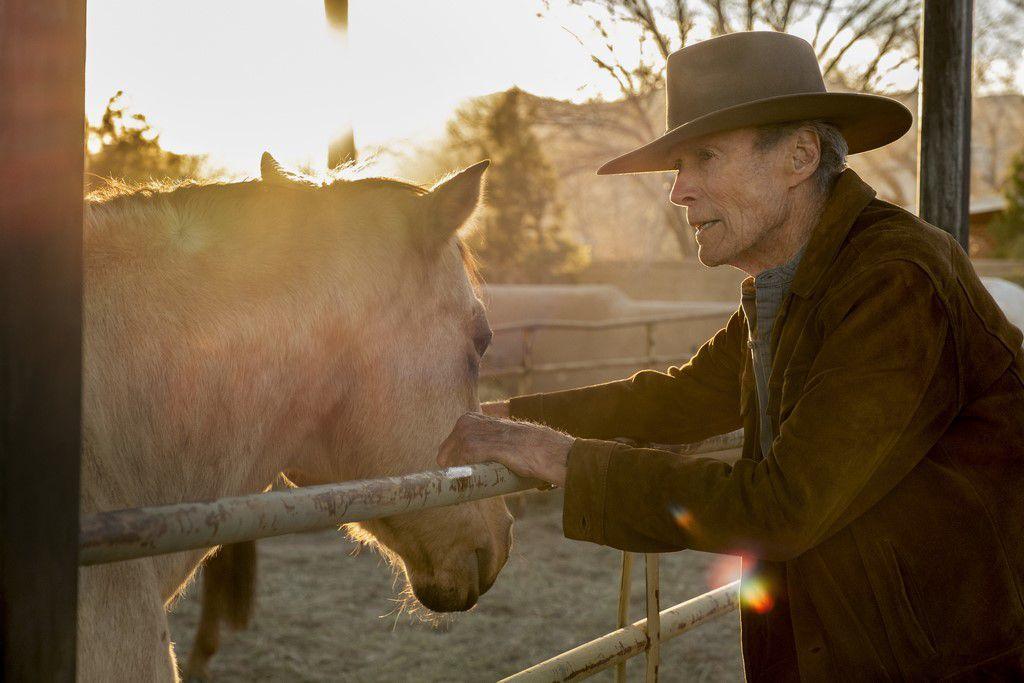 CRY MACHO le prochain Clint Eastwood