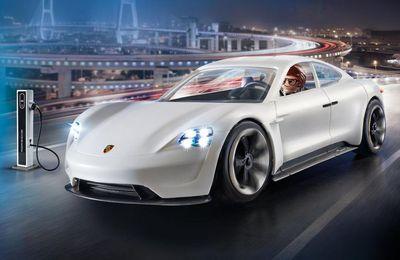 Playmobil : et maintenant, la Porsche Mission E !