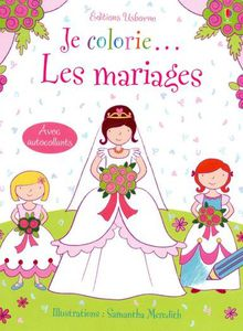 Je colorie...Les mariages de Jessica Greenwell et Samantha Meredith