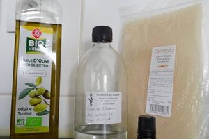 La recette de mon liniment maison