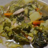 Bouillon de légumes poulet recette cookeo |