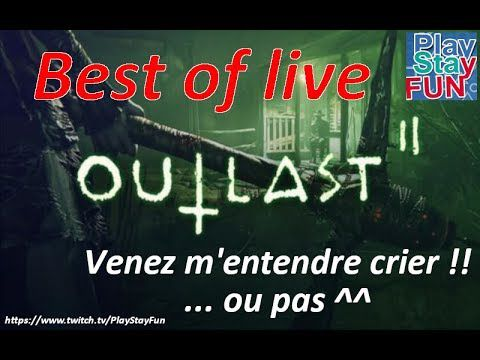 [Best Of Live] - Outlast 2 -PS4