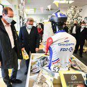 """Cyclisme - Christian Prudhomme, directeur de l'épreuve : """"Vierzon respire déjà le Tour de France"""""""