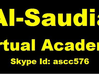 Online Virtual Academy Saudi Arabia