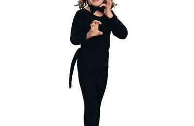 Deguisement halloween chat