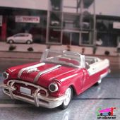 PONTIAC STARCHIEF 1955 NEWRAY 1/43 - car-collector