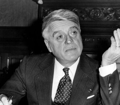 Le suicide de Robert Boulin, ministre du Travail