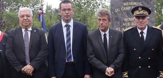 [Harkis] Hommage à Serge Ighilhameur