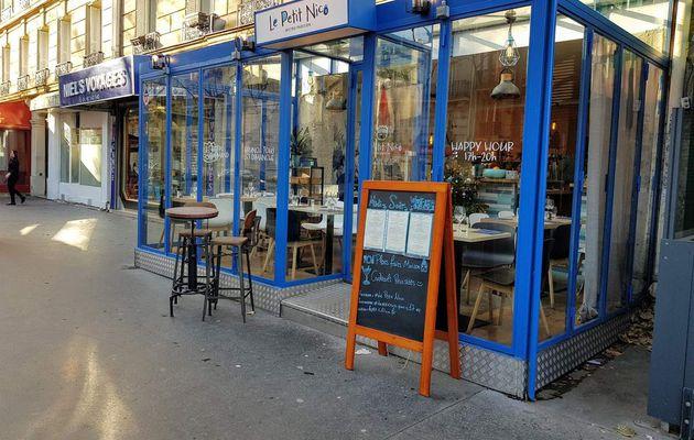 Le Petit Nico (Paris 17) : chouette petit bistrot de quartier