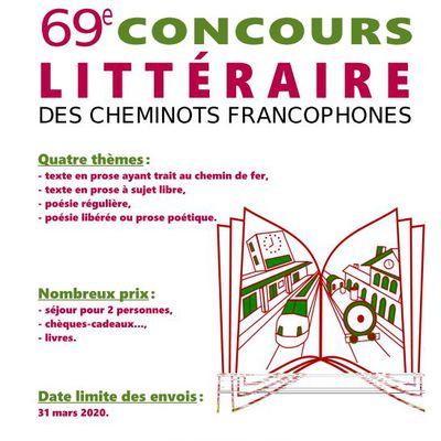 CLEC - concours littéraire 2020