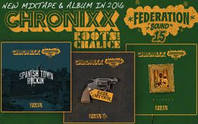 Chronixx dévoile Roots And Chalice.
