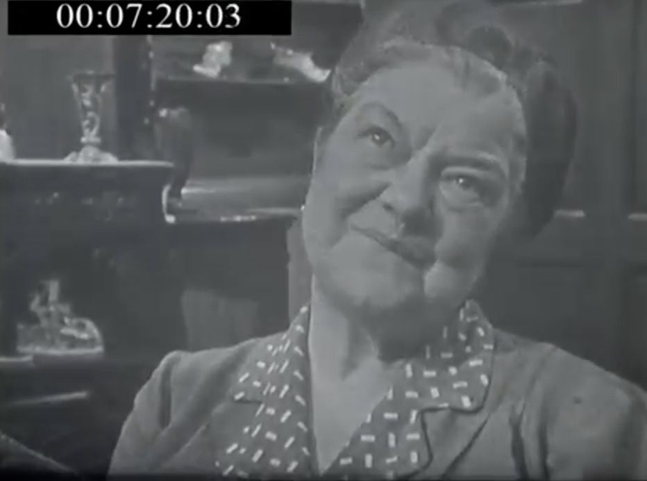 Mercredi 19 avril 1961 - 30ème épisode de la saison 2