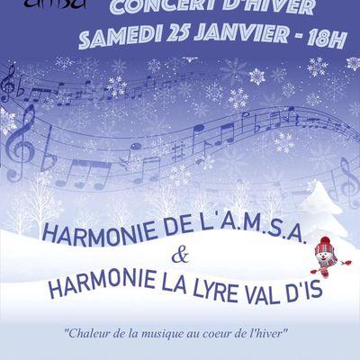 Envie de sortir - Concert à Saint Apollinaire