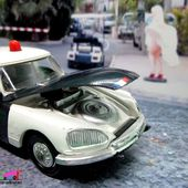 CITROEN DS POLICE 1967 NOREV 1/43. - car-collector.net