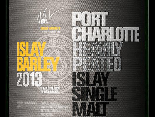 Port Charlotte Islay Barley 2013