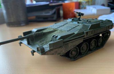 Stridsvagn 103B  (1/48 - Impression 3D - par Philippe S.)