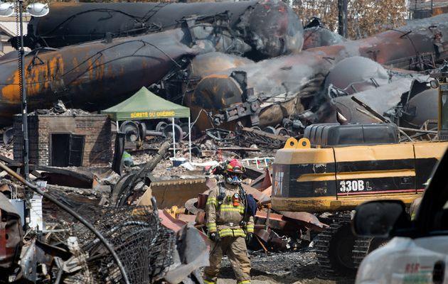 Déraillement du train de Lac-Megantic au Canada : une tragédie provoquée par la privatisation du chemin de fer