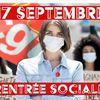 17 septembre : journée de mobilisation contre les mesures régressives du gouvernement