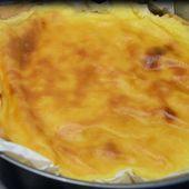 Flan abricots cookeo avec pâte- Recette cookeo |