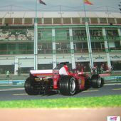FASCICULE N°1 F1 FERRARI F2000 MICHAEL SCHUMACHER IXO 1/43 - car-collector.net