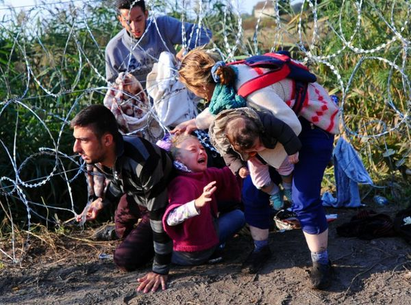 A journey to the unknown on the Balkan migrant route